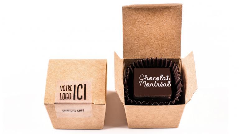 Boîte de chocolats (Boîte à l'unité)