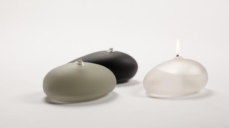 Galet Oil Lamp