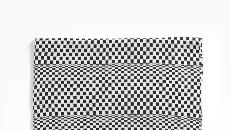 Checkered Shawl