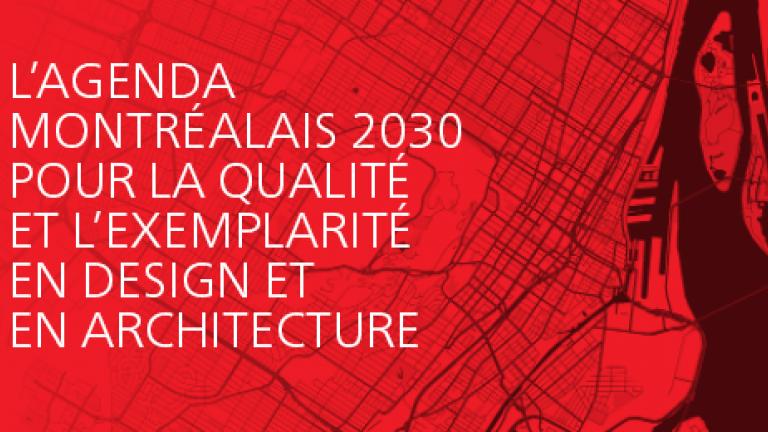 Vignette Agenda montréalais 2030