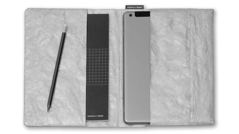 Étui à cahier ou à tablette
