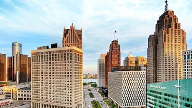 Détroit, Ville UNESCO de design