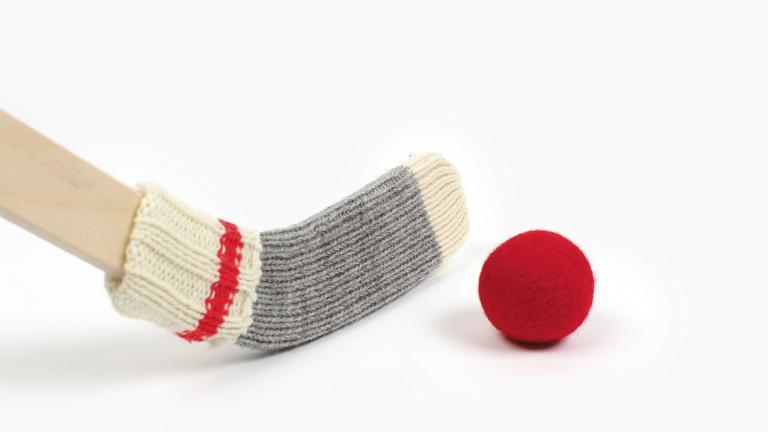 Mini bâton de hockey