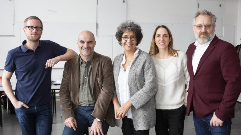 Les conférenciers du symposium international «Les temps de la qualité»