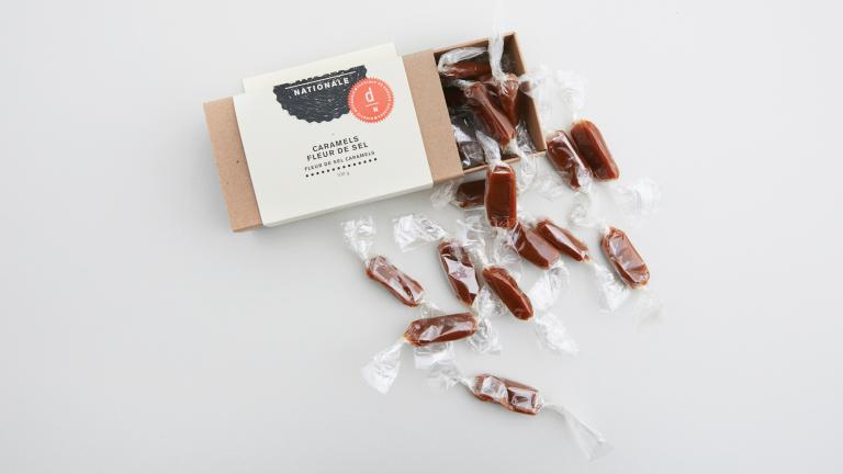 Caramels Fleur de sel