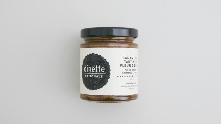 Caramel à tartiner miel de sarrasin