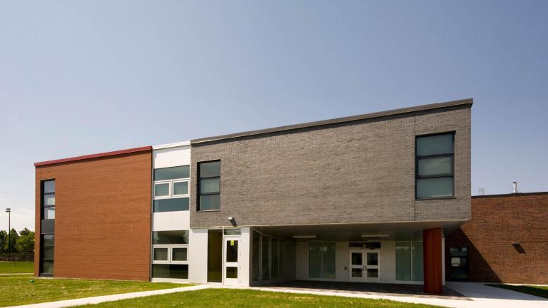 École primaire Boise-de-Liesse, Dollard-des-Ormeaux, 2016