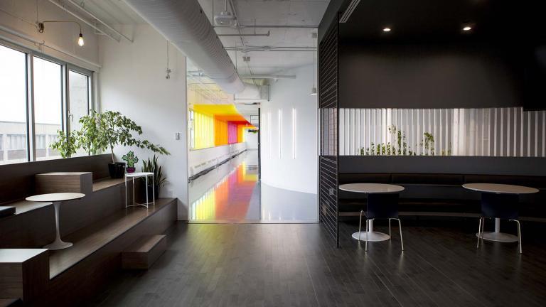 Ubisoft Offices, Montréal, 2016