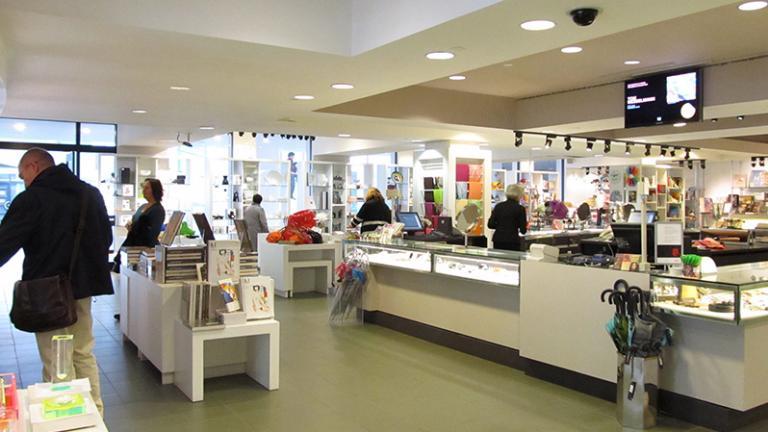 Boutique-Librairie du MBAM, Montréal
