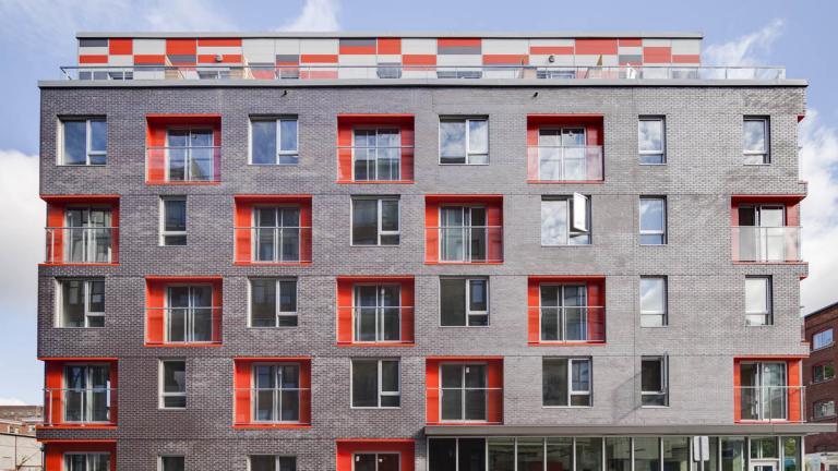 Habitations communautaires Portage II, Montréal, 2018