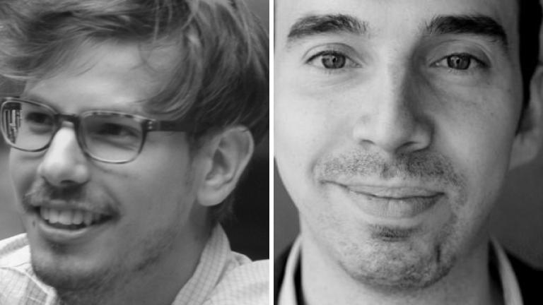 Jérôme Glad et Maxim Bragoli, Pépinière & Co.