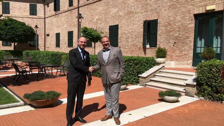 Conférence annuelle du Réseau des villes créatives de l'UNESCO 2019 - Fabriano