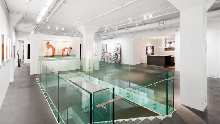 Galerie LeRoyer, 2014