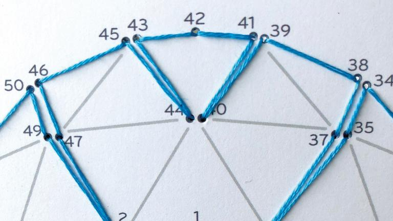 Affiches — Relier les points (Biosphère)