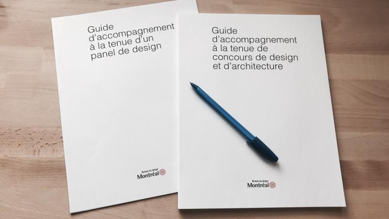 Guides d'accompagnement