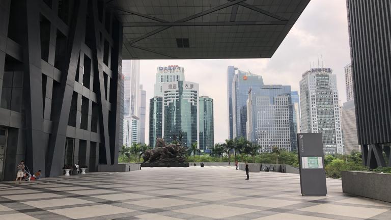 Shenzhen Design Week - Alain Carle