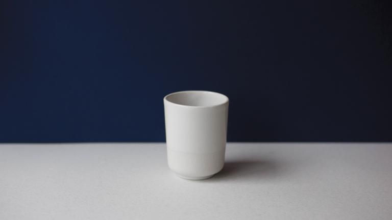Tasse à espresso
