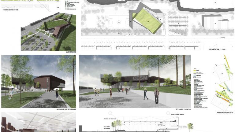 Labonté Marcil / Bourgeois Lechasseur Architectes