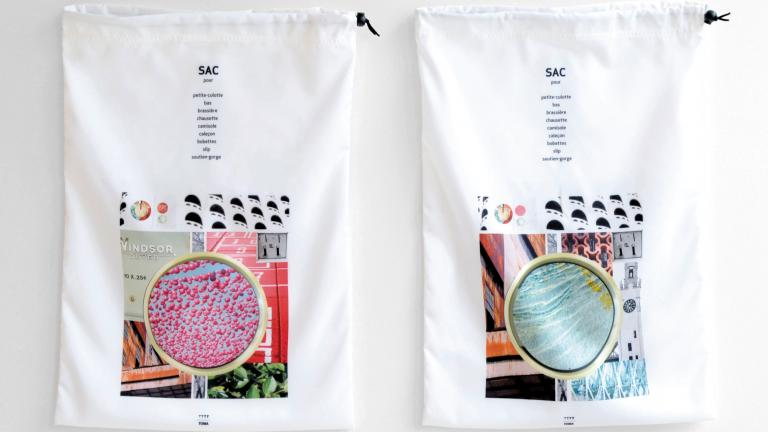 Landromat Travel Bags