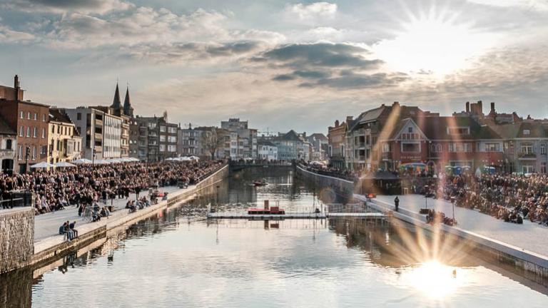 Courtrai, Belgique