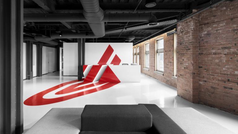 Nouveau siège social de Lightspeed par ACDF* Architecture