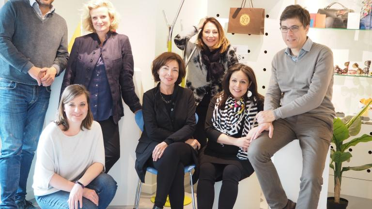 Concours Commerce Design Luxembourg 2017 jury