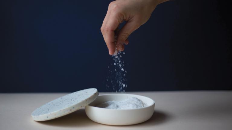 Main de sel