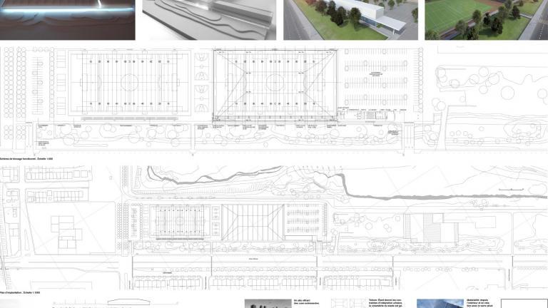 Maxime Brault / Jodoin Lamarre Pratte architectes en consortium