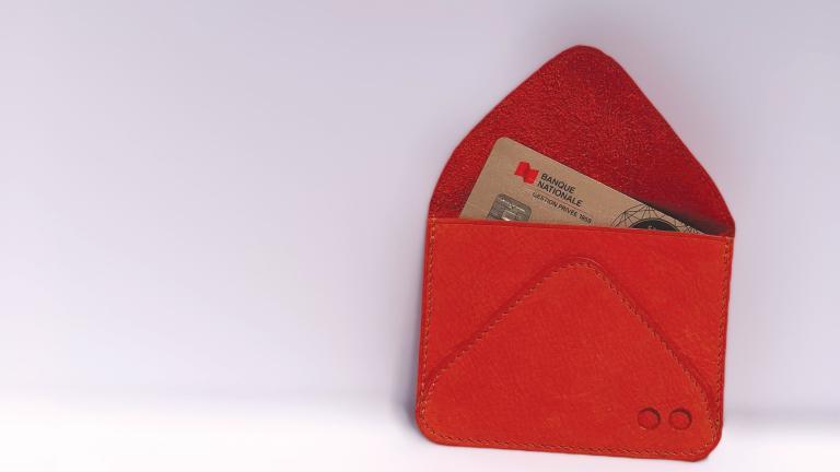 Nomade Cardholder