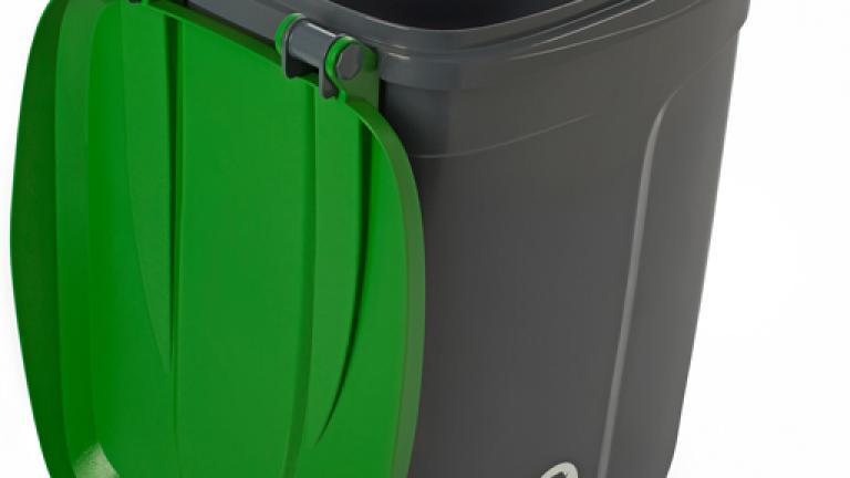 Nouveau bac vert