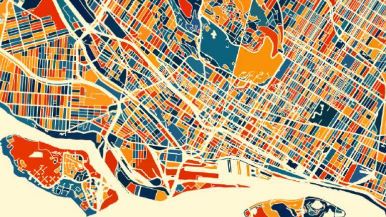 Carte Montréal