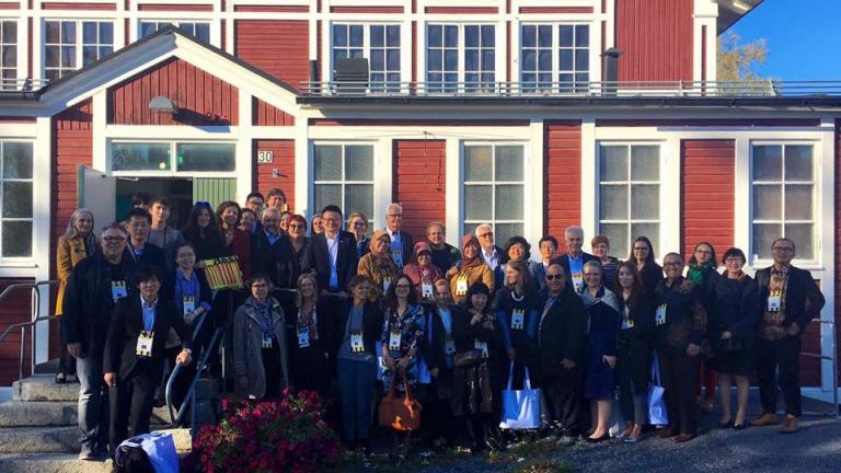 Réunion annuelle 2016 du Réseau des villes créatives de lUNESCO, Östersund, Suède