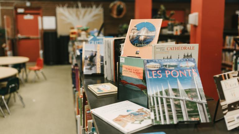 Bibliothèque Saint-Charles, activité du 19 novembre 2016