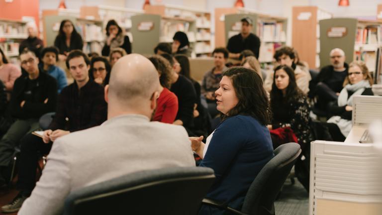 Bibliothèque Saint-Henri, activités du 5 novembre 2016