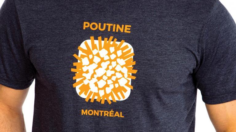 Poutine Montréal T-Shirt