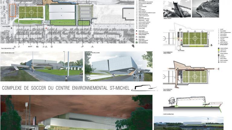 Poirier Fontaine architectes & Héloïse Thibodeau architectes