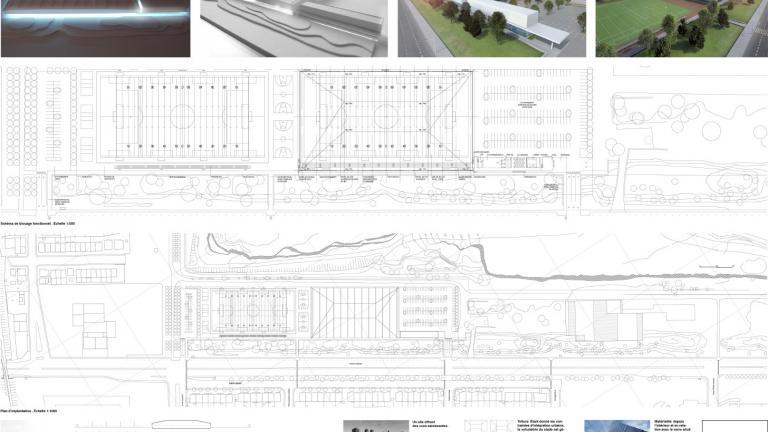 Robert Crépeau & alain Duval Architectes