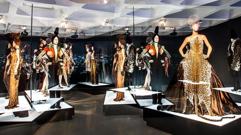 Exposition Jean Paul Gaultier, MBAM