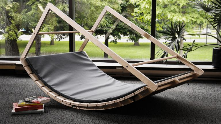Montr al libraries architecture and design awareness activities selected - Chaise design montreal ...