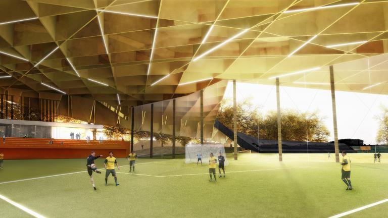 Saucier + Perrotte / Hughes Condon Marler Architectes