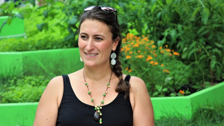 Stéphanie Henry, Landscape Architect, co-founder of Castor et Pollux