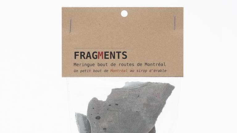 Fragments / Bouts de routes