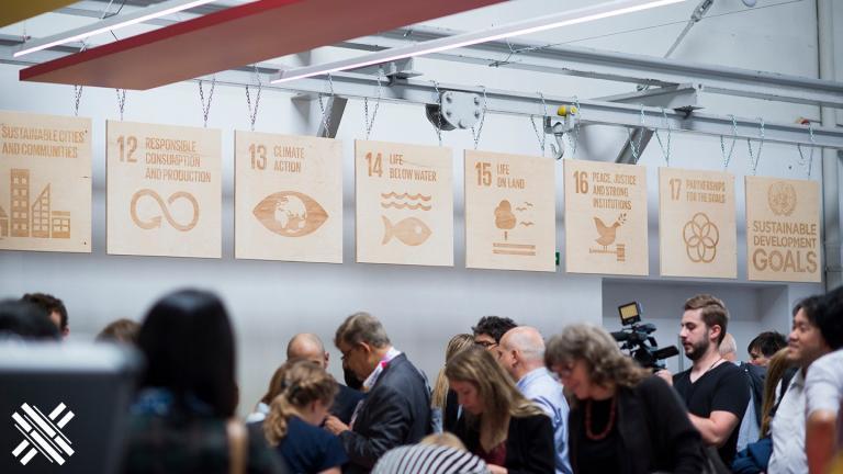 Les 17 objectifs de développement durable des Nations Unies