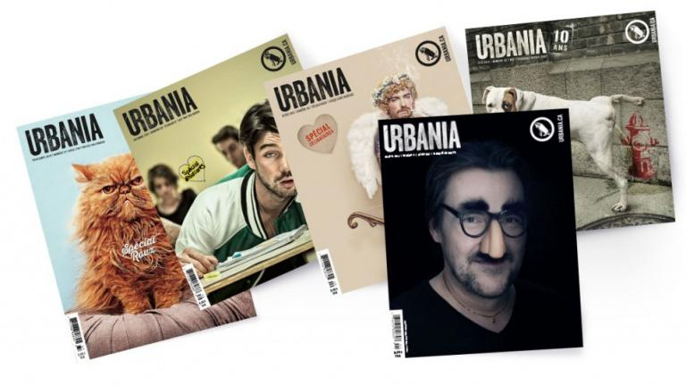 URBANIA Magazine Covers