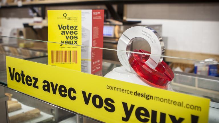 Campagne «Votez avec vos yeux!» et concours du Prix du public