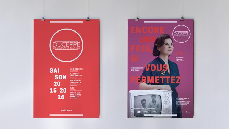 Duceppe, Montréal, Campagne 2015-2016