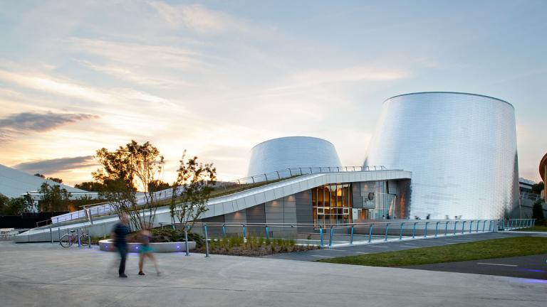 Planétarium de Montréal, Montréal, 2012