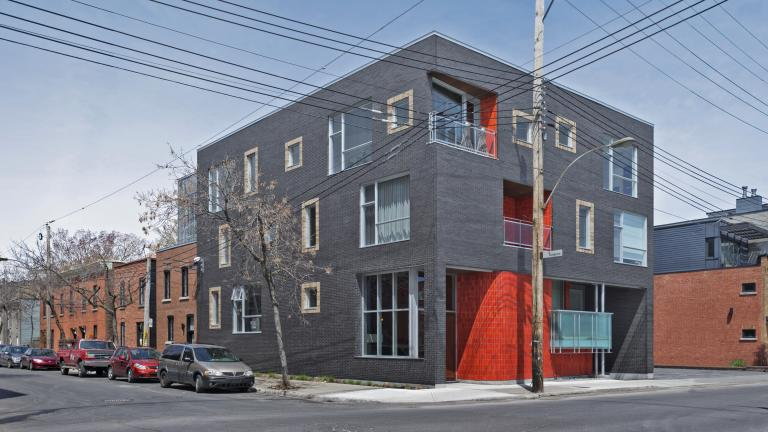 Habitations Turgeon, Montréal, 2013