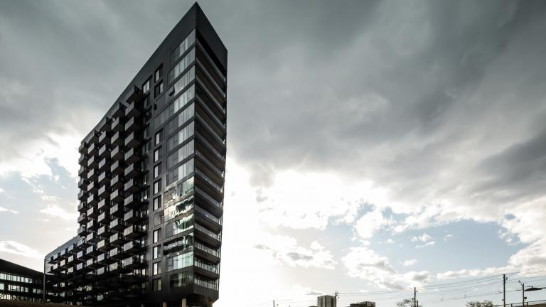River City Phase 1, Toronto, 2013