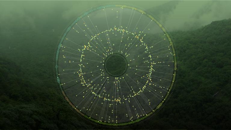 HP Earth Insights, présentation intéractive, 2014